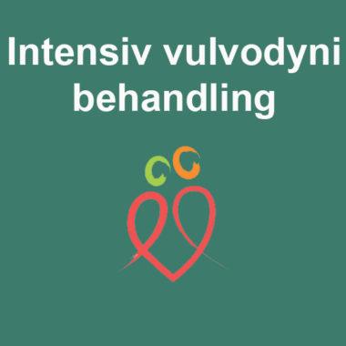 Effektiv behandling af vulvodyni