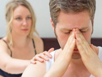 Rejsningsproblemer hos mænd er almindeligt og kan behandles